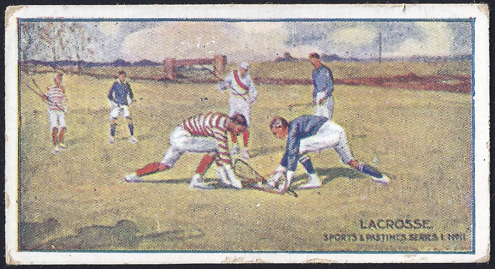 The Lacrosse Card Archive