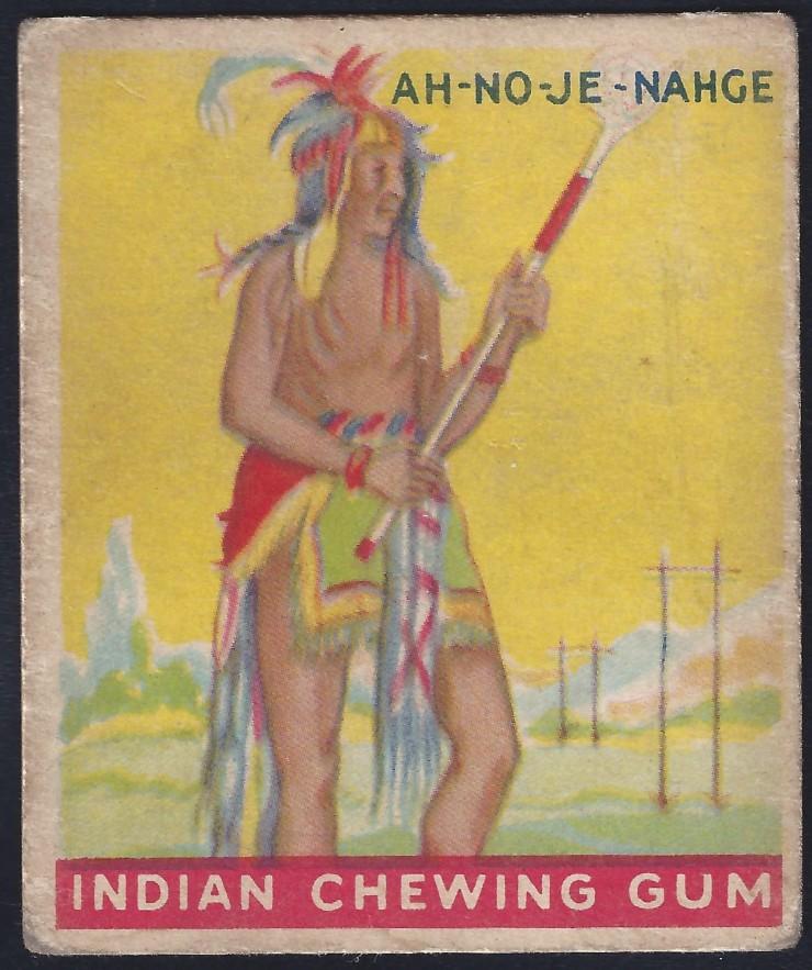 1933 indian gum